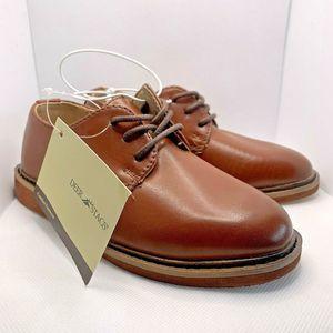 Deer Stags Boys Oxford Dress Shoes, Size 10 - New!